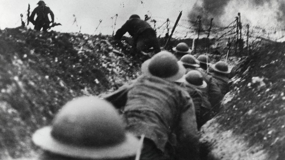 Trench Warfare in World War I Was a Smarter Strategy Than
