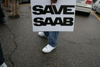 """Illustration for article titled GM's Whitacre: """"No Deal Yet On Saab"""""""