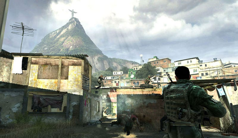 Illustration for article titled No Modern Warfare 2 Demo For You