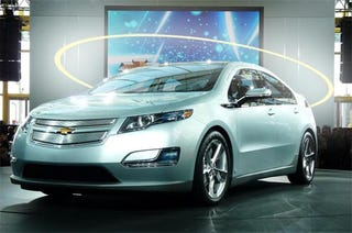 Illustration for article titled The Top Ten Design Elements Of The Chevy Volt