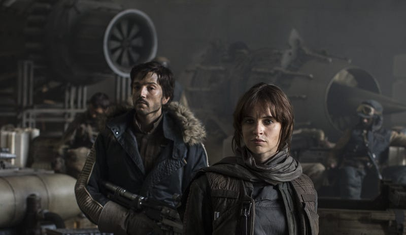 Illustration for article titled Uno de los villanos más conocidos de Star Wars regresará en Rogue One