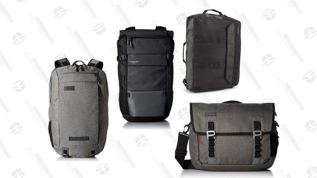 Stuff All Your Stuff Into a New Timbuk2 Bag With up to 40% Off