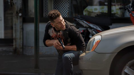 Even The Punisher can't escape the season 2 curse of Marvel