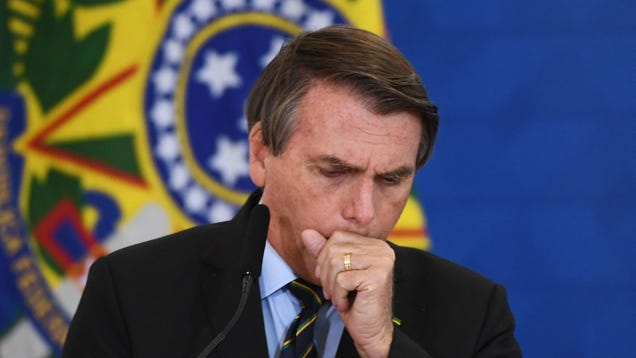 Brazil s President Mocks Claims He s  Genocidal  While Doing Nothing About Covid-19 Killing 4,000 People a Day