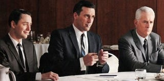 Illustration for article titled Photo From Mad Men's New Season Is Mocking Us