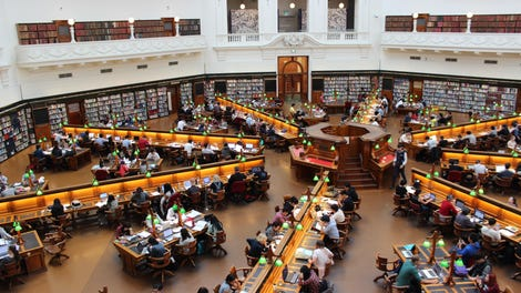 Library of congress reading room consolidating student loans