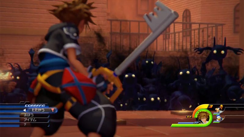 Illustration for article titled Here Are Some Things To Expect in Kingdom Hearts 3