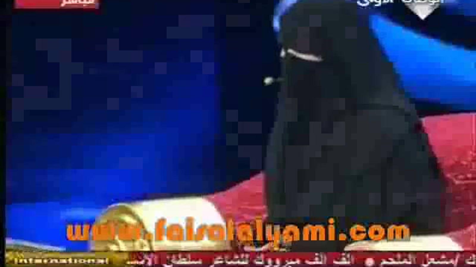 Awesome Saudi Poet Lambastes Clerics On State Run Tv