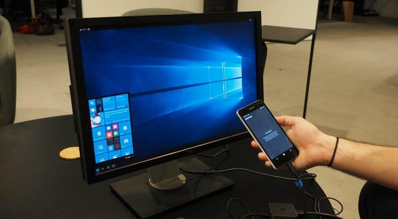 Lumia 950, análisis: Microsoft tiene ideas brillantes, pero nunca las hace realidad