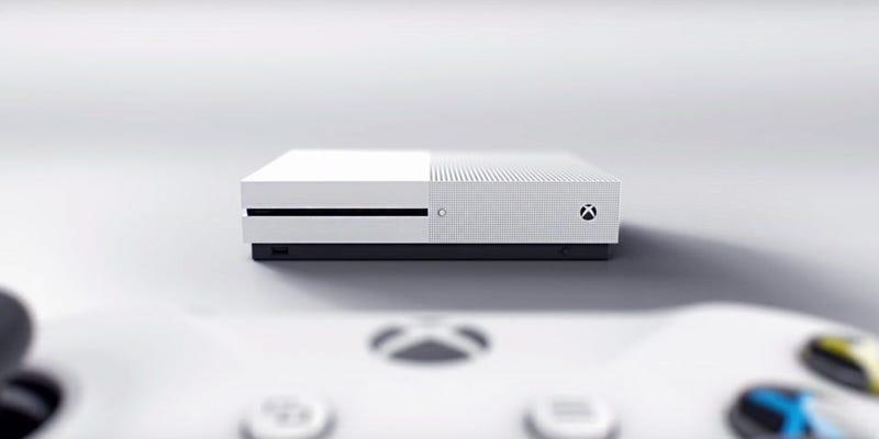 Illustration for article titled Descubren que la Xbox One S podrá ejecutar juegos con más calidad que la consola actual