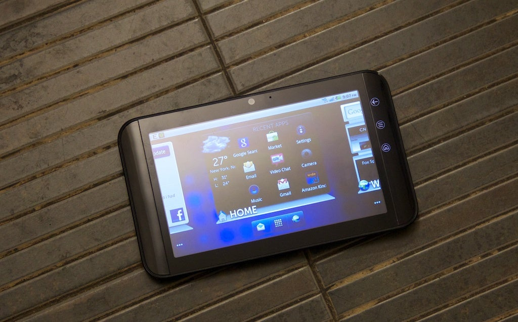 the dell streak 7 or 10 ways to not make an android tablet rh gizmodo com Dell Streak 7 Specs Dell Streak 7 Android Tablet
