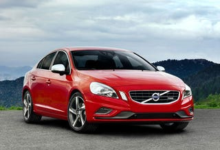 Illustration for article titled Volvo S60 And V60 R-Design R-Underwhelming
