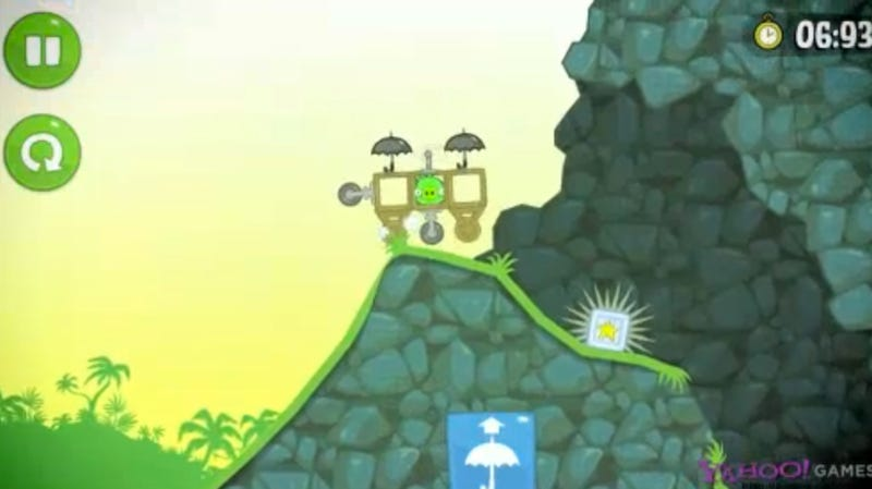 Illustration for article titled Here's Your First Look at Bad Piggies, The Next Game from the Angry Birds People