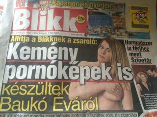 Illustration for article titled Bűnözők írják és szerkesztik a Blikket?