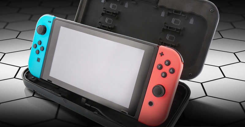 Nyko Nintendo Switch Accessories