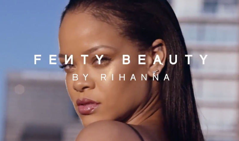 Holy Highlighter, Rihanna Just Unveiled Her First Fenty Beauty Product