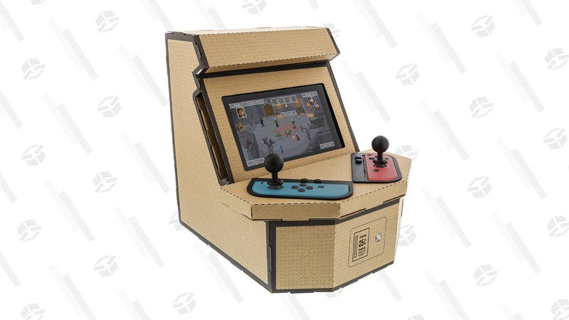 Pick Up This Not-Quite-Labo Arcade Setup for Just $15