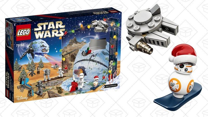 LEGO Star Wars Advent Calendar, $29