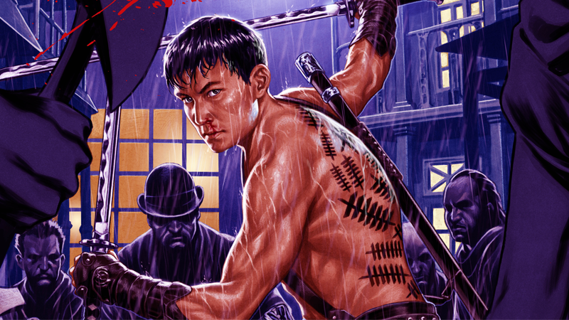 Discover Sunny's Origins in This Exclusive Look at the Into the Badlands Comic