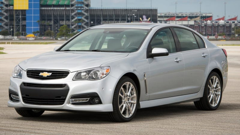Illustration for article titled The V8-Powered 2014 Chevrolet SS Will Cost $44,470