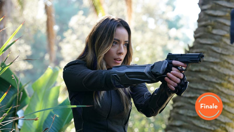 "Chloe Bennet in ""Marvel's Agents of S.H.I.E.L.D."""