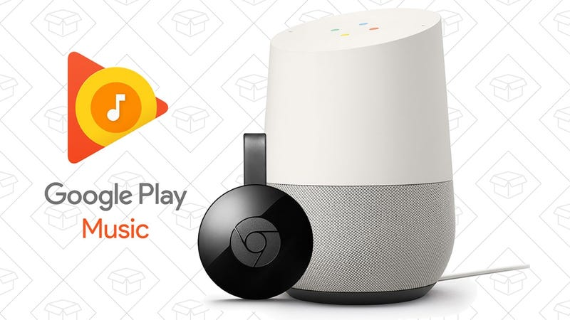 $15 off Chromecast + Google Home | Extra $25 off with Visa Checkout