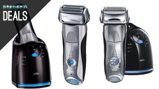 Illustration for article titled Deals: Excellent Braun Shaver, Cheap Rokus, $15 Electric Screwdriver