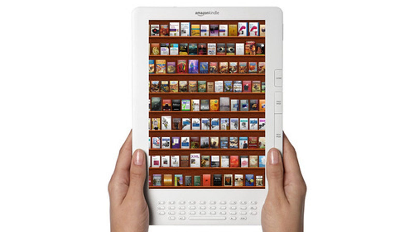 Color Touch-Sensitive Ereader Screens Coming This Year, Sez Kindle