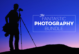 Illustration for article titled Get 87% off The Master Photographer Bundle – Learn DSLR, HDR, and More