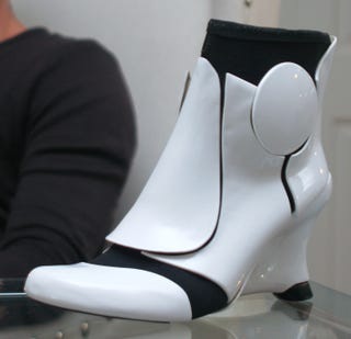 Illustration for article titled Stormtrooper High Heels Are Key to All Your Sex Fantasies