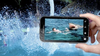 Illustration for article titled Every Single Gadget Should Be Waterproof Like the Motorola Defy+ Android Phone