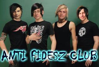 Illustration for article titled A hét legkeményebb bandája az Anti Fidesz Club