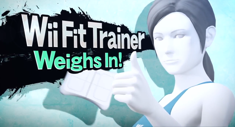 Illustration for article titled Nintendo Gets Fit: How Wii Fit Trainer Represents Nintendo Right Now