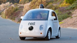 Illustration for article titled The Designer Behind Nest, iPod Could Design Your First Self-Driving Car