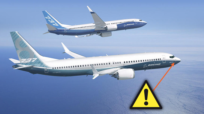 Illustration for article titled Recent Boeing 737 MAX Crashes May Be the Result of a Single Faulty Sensor