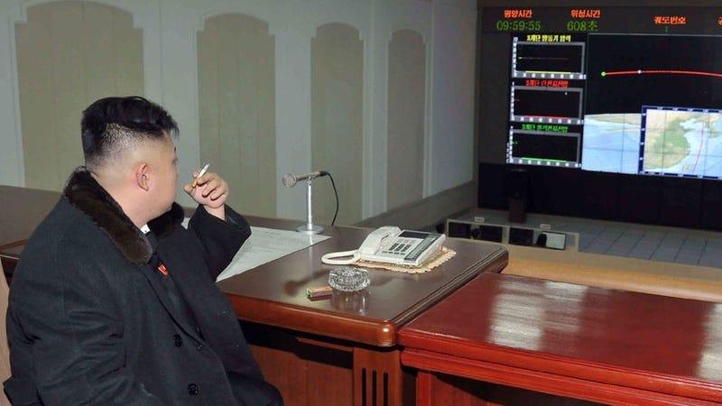 Kim Jong-un, líder supremo de Corea del Norte. Imagen: KCNA