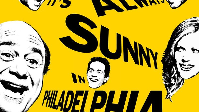 Illustration for article titled Somebody decoded the hidden end-credits messages in It's Always Sunny In Philadelphia