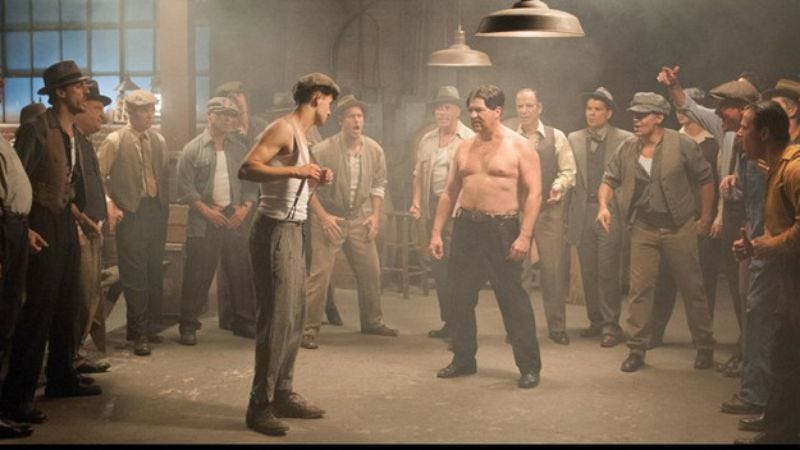 Illustration for article titled Clearly unauthorized Raging Bull sequel is now even more clearly unauthorized