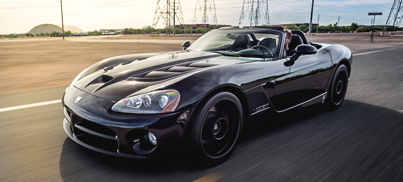 Why Buy A Hellcat When You Can Get This 1000-HP Dodge Viper For Less?