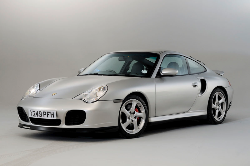 Illustration for article titled Cars that I want that aren't BMWs: a 996 turbo