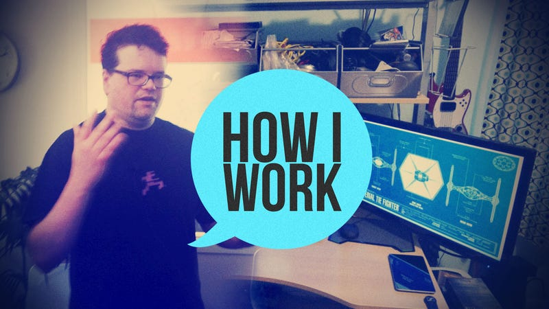 Illustration for article titled I'm Jeff Atwood, Cofounder of Stack Exchange, and This Is How I Work