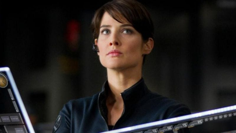 Illustration for article titled Yep, Cobie Smulders is also going to be in Agents Of S.H.I.E.L.D.