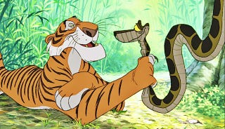 Illustration for article titled Benedict Cumberbatch Will Voice Shere Khan In Andy Serkis' Jungle Book