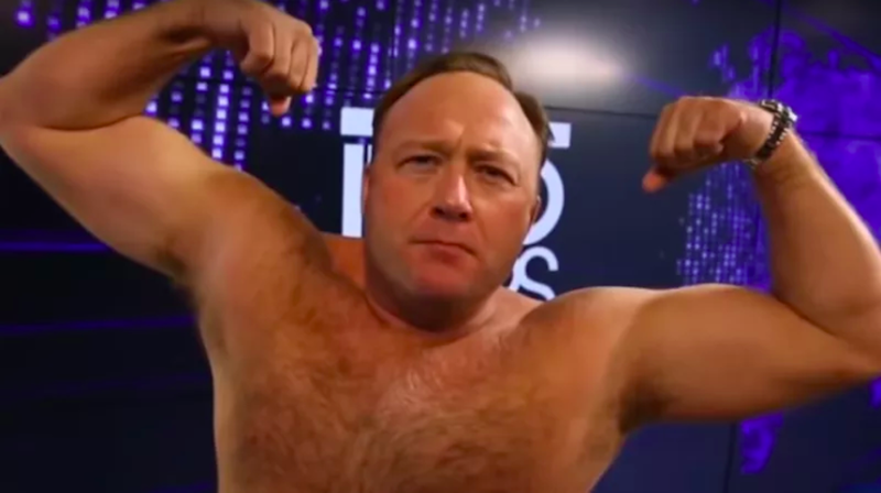 """Illustration for article titled Richard Linklater on Alex Jones: """"I just thought he was kind of funny"""""""