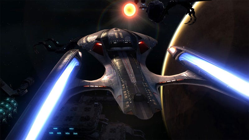 Illustration for article titled What Free-to-Play Means to Star Trek Online Players