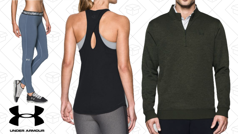 Under Armour Outlet End of Season sale