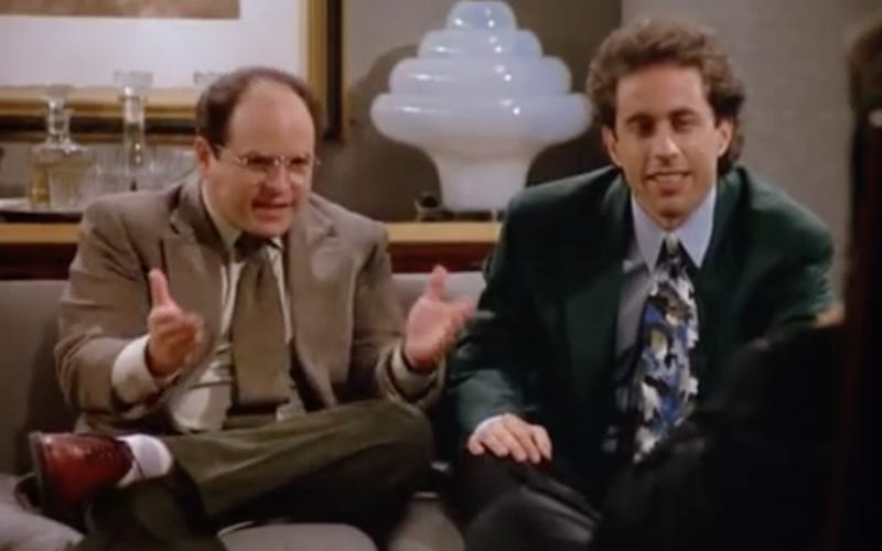 Illustration for article titled NBC says Seinfeld and Friendsrevivals will never happen, but door's open for The West Wing