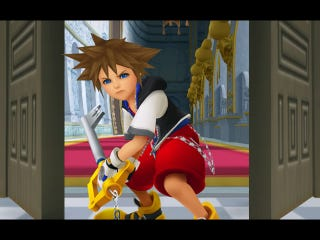 Illustration for article titled Kingdom Hearts Re:Coded Debuts In America Next Week