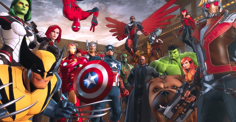 Illustration for article titled Marvel: Ultimate Alliance 3 Is Coming, Made By Team Ninja And Is A Switch Exclusive