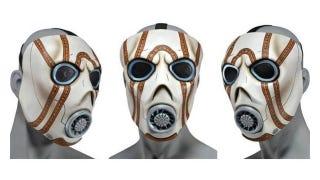 Illustration for article titled Borderlands' Psycho and Handsome Jack Arrive In Time for Halloween